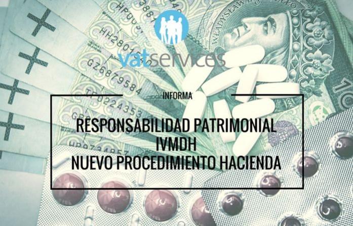 reponsabilidad patrimonial IMDVH Vat services