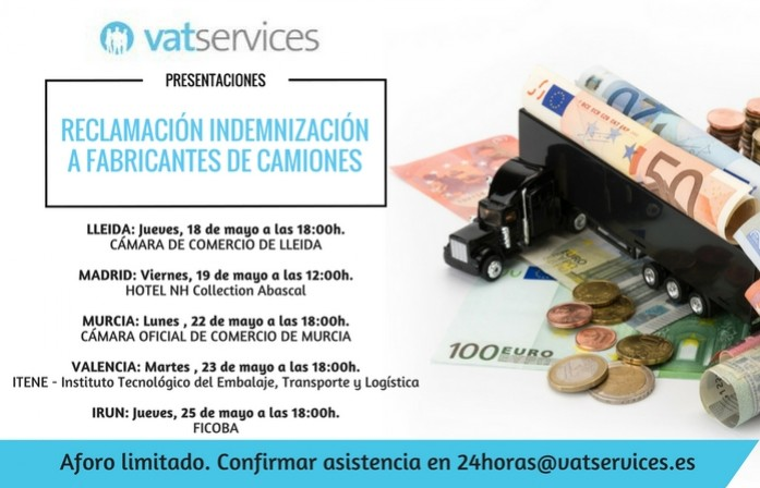 conferencias vatservices