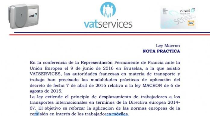 salario minimo en francia choferes 1 julio
