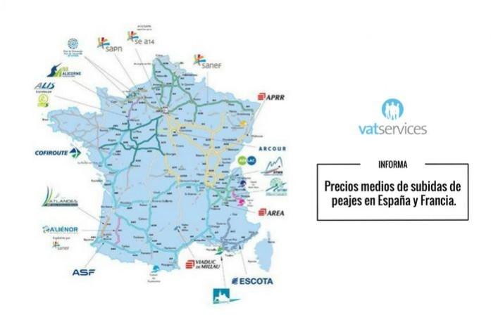 subidas de peajes 2018 en francia y espana vatservices