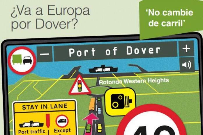 circulacion TAP Dover