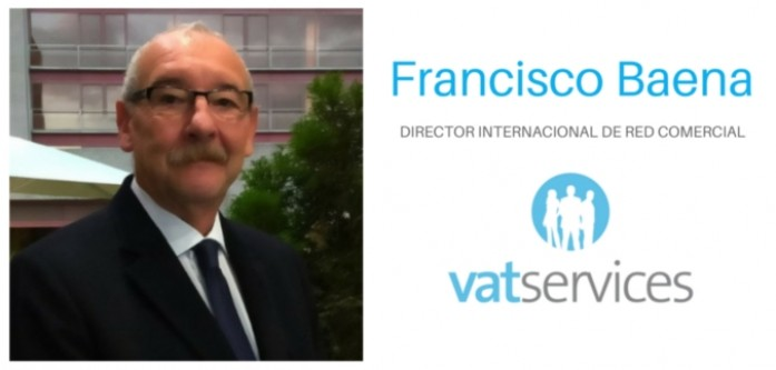 Francisco Baena equipo Vat Services
